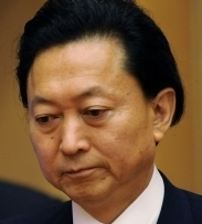 VOTER DISSATISFACTION Yukio Hatoyama said yesterday that he had lost the trust of the nation as his party scrambled to avoid a power vacuum.