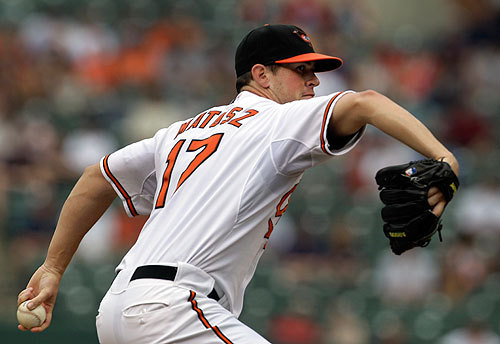 The Sox were opposed by Orioles left-hander Brian Matusz, who entered 2-6 with a 5.28 ERA.