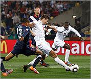 Photos: World Cup, US vs. England