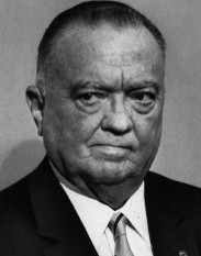 COMPLICATED RELATIONSHIP FBI Director J. Edgar Hoover often interacted with Edward Kennedy as a distant family friend. At the same time, the agency was keeping close tabs on the senator's movements and activities.