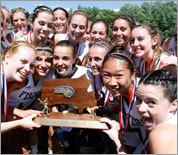 Spring high school championships