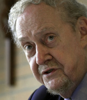 FORMER NOMINEE SPEAKS UP Robert Bork said Elena Kagan's admiration for the former president of Israel's Supreme Court disqualifies her.