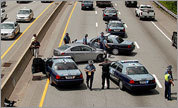 Mass. Pike police chase
