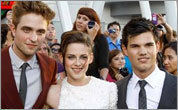 Scenes from the 'Twilight Saga: Eclipse' premieres