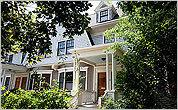 The Cambridge home of Ann Foley and Donald Heathfield