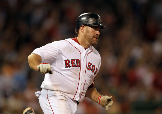 Major League Baseball adds one player to the roster of each league's All-Star team following the announcement of the fan, coach, manager and player voting. Boston first baseman Kevin Youkilis is one of the five AL candidates who all have a legitimate claim of being snubbed in the first go-round of all-star selection. Voting runs until 4 p.m. on Thursday. Here's a look at how the stats of the five AL candidates compare: Kevin Youkilis, Red Sox 1B: .299 BA, 17 HR, 54 RBI Paul Konerko, White Sox 1B: .296 BA, 20 HR, 57 RBI Nick Swisher, Yankees OF: .293 BA, 13 HR, 47 RBI Delmon Young, Twins OF: .298 BA, 9 HR, 55 RBI Michael Young, Rangers 3B: .307 BA, 11 HR, 51 RBI