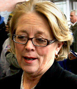 Niki Tsongas said she is 'an advocate of openness and transparency' in publicly disclosing funding requests.