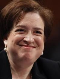 Elena Kagan is a former Harvard Law School dean.