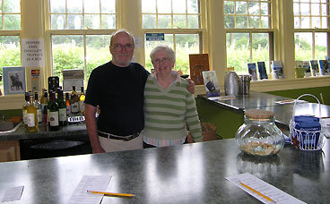 The tasting room at Jerram Winery in New Hartford is a sunny yellow former buttery decorated with movie posters reflecting the interests of owners Jim and Catherine Jerram. Jim Jerram harvested his first grapes in 1986 and from there, the family winery 'grew like Topsy,' his wife said. With a little over 5 acres under cultivation, the winery is approaching 1,000 cases a year. My favorites were Gentle Shepherd ($15), a white table wine, and Our Sweet Rose ($13/375 ml), a slightly sweet rose.