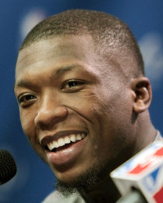 NATE ROBINSON Finally in playoffs