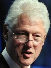 Bill Clinton will speak at the rally Thursday.