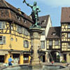 Busy history, border identity flavor Alsace