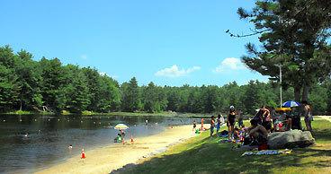 Peck's Pond, Glocester