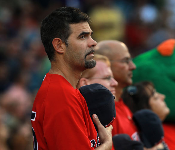 Mike Lowell's future is still uncertain.