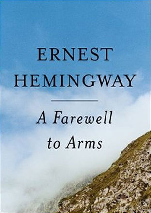 'A Farewell to Arms' by Ernest Hemingway (suppressed as magazine serial, 1929) This famous Hemingway work contained obscenities.