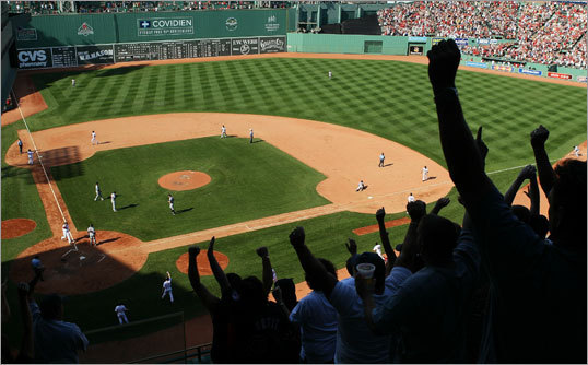 Which Boston sports radio station do you listen to most? customer surveys