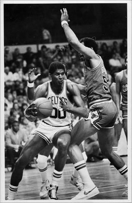 Robert Parish The case for: The Chief may think Pierce is the franchise's top scorer, but he wasn't too shabby himself. He is 24th on the NBA career points list. The only Celtic higher is John Havlicek, who is 14th. Parish played in the NBA for 20 seasons and made nine All-Star games. Stats: 20 seasons/14.5 PPG/.537 FG percentage