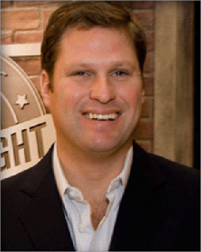 Former Herald writer Michael Felger (pictured) hosts The Sports Hub's marquee show along with Boston.com columnist Tony Massarotti. The show has taken hold following years of WEEI domination. Felger and Massarotti, who now utilize flash update guy Mark Bertrand in a valuable role, have consistently topped the ratings in the afternoon drive-time slot.