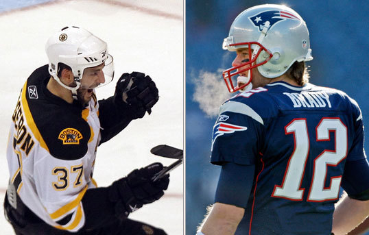 The Sports Hub did well to get the rights to both Patriots and Bruins games. Both teams have had a success on the field (and ice), making those broadcasts more valuable.