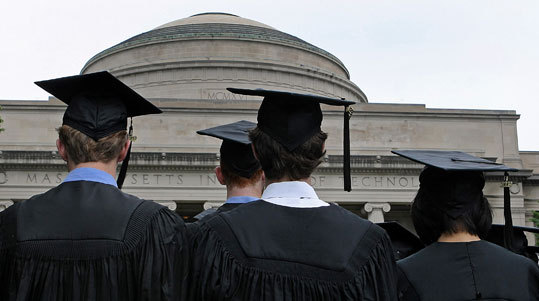 Cambridge's other elite institution fared pretty well in the rankings, too. MIT checks in at number seven on the list with US News noting , 'Research expenditures at MIT for 2009 exceeded $700 million, with funding coming from government agencies such as the Department of Health and Human Services and Department of Defense.' Endowment: $8 billion Acceptance rate: 11%