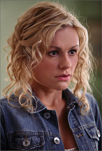 Rounding out the list is Anna Paquin, at 10. Searching for the 'True Blood' star may cause proverbial Internet virus vampires to attack your computer.