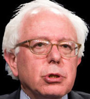 SENATOR BERNARD SANDERS The Vermont independent said the public has a right to know when taxpayer dollars are being misspent or improperly used.