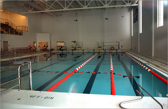 The Olympic-sized swimming pool added to the nearly $200 million price tag.