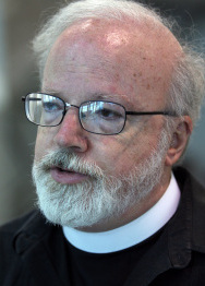Cardinal Sean O'Malley of the Boston Archdiocese.