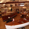 Wooden boats enliven New Hampshire museum
