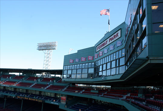 So you think you're the biggest, baddest Red Sox fan in New England? You say you know Fenway Park like the back of your hand? Here's your chance to take an up-close look at America's most beloved ballpark and see how well you actually know the park and surrounding area.