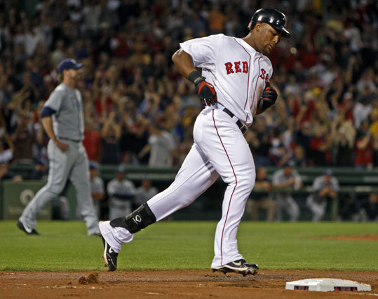 Adrian Beltre, third baseman Status: Free agent Case for/against: Few would dispute that Adrian Beltre, who declined a $10 million player option for next season, was the Red Sox' Most Valuable Player this season. He batted .321, led the league with 49 doubles, hit 28 homers, drove in 102 runs, slugged .553, and played a rangy third base. He's only slugged above .500 and had an OPS above .900 once before in his 13-year career, during his monstrous 48-homer season with the 2004 Dodgers. This is a tough call for the Red Sox in how many years to offer Beltre, who will be 32 next season and is represented by Scott Boras, who is known to drive a hard bargain.