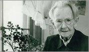 Grandma Moses's spirit lingers