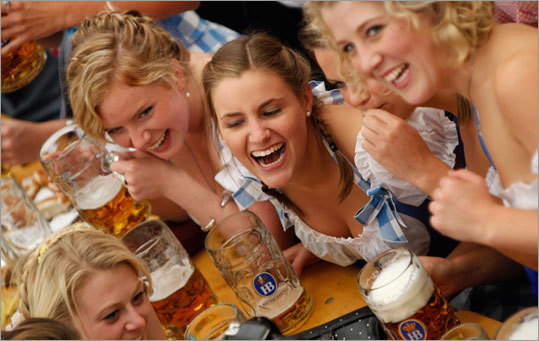 The 177th annual Oktoberfest wrapped up in Munich over the weekend.