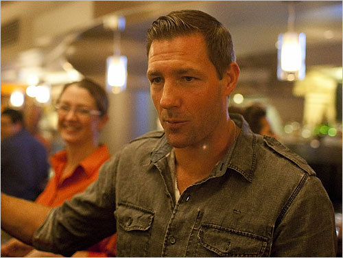 Ed Burns wrote and directed 'Nice Guy Johnny,' but also stars as Uncle Teddy in the film.