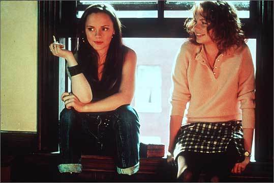 Prozac Nation, 2001 Christina Ricci (left) cracks up as a Harvard freshman. You'd think a childhood spent with Casper and the Addams Family would prepare you for anything. Filmmakers used Wheaton College for the Harvard scenes.