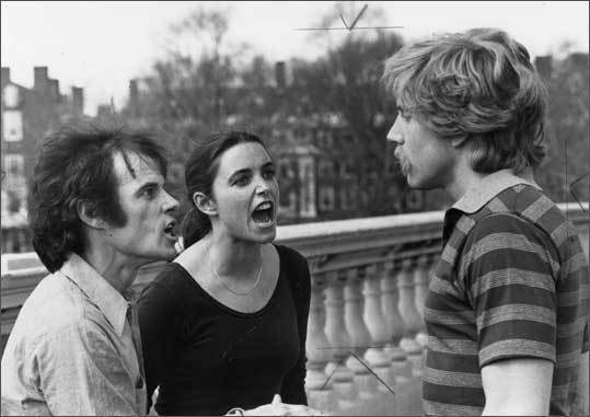 A Small Circle of Friends, 1980 Though Harvard alum Rob Cohen originally won approval to film this tale of a love triangle set amid antiwar tensions in the 1960s on campus, the disruptions of moviemaking — coupled with complaints from faculty members who were unhappy with the protest posters used as props on the film — caused the school to withdraw permission after only a week. Though additional scenes were filmed at Wellesley, Tufts, and Bridgewater, a rumor remains that Cohen snuck crews back on campus for crucial shots.