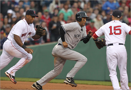 The Red Sox finish the season the way it started -- against the Yankees. First up are three games this weekend at Yankee Stadium, and next week the Yankees play three at Fenway. While making the playoffs may be a long shot, the Red Sox certainly can make the Yankees sweat as they fight the Rays for the AL East title. Here's a look at which Red Sox have performed the best against the Yankees this season, which might indicate who could play hero this weekend or next: