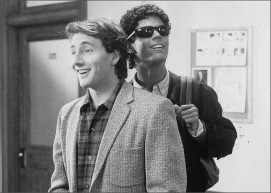 Soul Man, 1986 In this '80s farce, a coddled white high-school senior poses as a black applicant to win acceptance to Harvard. The film used Wheaton College to stand in for Harvard.