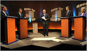 Gubernatorial debates