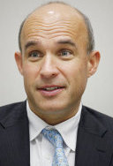 CORPORATE PREVALENCE Research in Motion's co-chief executive, Jim Balsillie, said the PlayBook is tailored to the needs of its business clients.