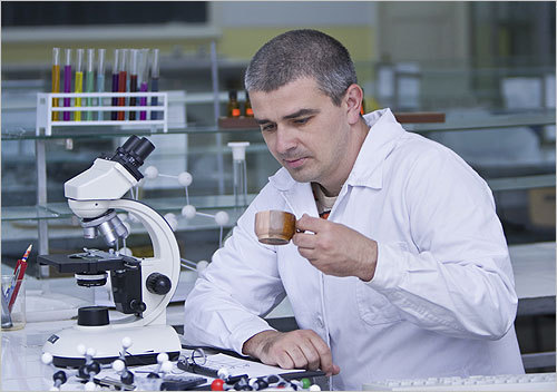 1. Scientist/lab technician If your job involves creating new medications or discovering planets, you better be awake.