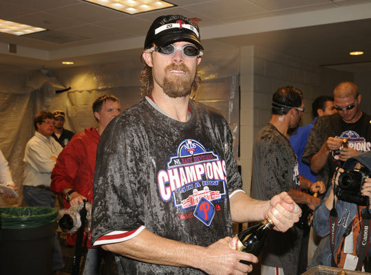 Jayson Werth, outfielder, Philadelphia Phillies 2010 stats: .296/.388/.532 SLG/ 27 HR/85 RBI Werth, who mauls lefthanded pitching, set career-highs in almost every single major hitting category in 2010. The Red Sox have reportedly contacted Werth's agent, indicating at least a preliminary interest in the outfielder. He's turning 32 next year and, with Scott Boras as agent, will be looking for his first major payday.