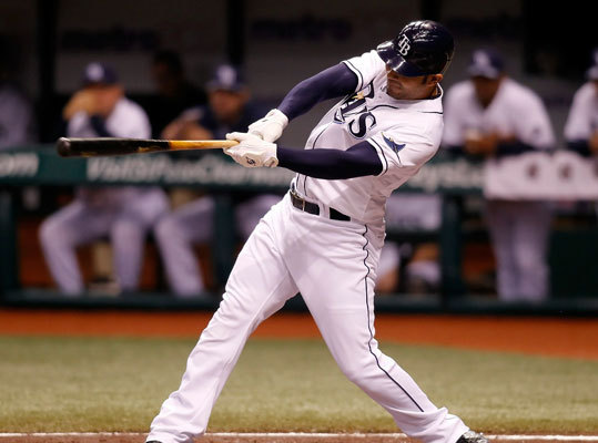 Carlos Pena, first baseman, Tampa Bay Rays 2010 stats: .196/.325/.407 SLG/28 HR/84 RBI Pena's batting average has become progressively worse every year since hitting .282 in 2007. He's was partially slowed down by injury this year but still hit home runs at a considerable rate, a season after tying for the AL lead with 39. The Haverill native and former Northeastern standout played briefly for the Sox in 2006, and despite his tough season, he's an intriguing option as a stop-gap.