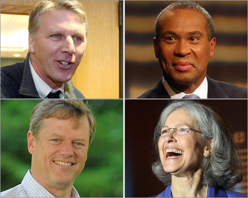 We took a lighter look at the gubernatorial candidates by asking them some friendly questions.