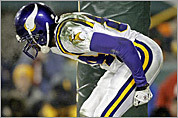 Randy Moss's memorable moments
