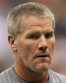 BRETT FAVRE Turns 41 tomorrow