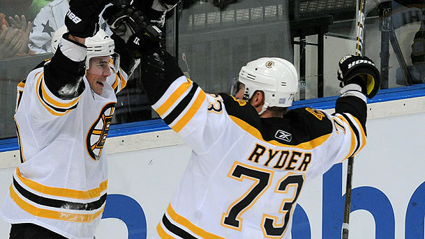 Bruins Zero In, Fix Mistakes In Shutting Out Coyotes