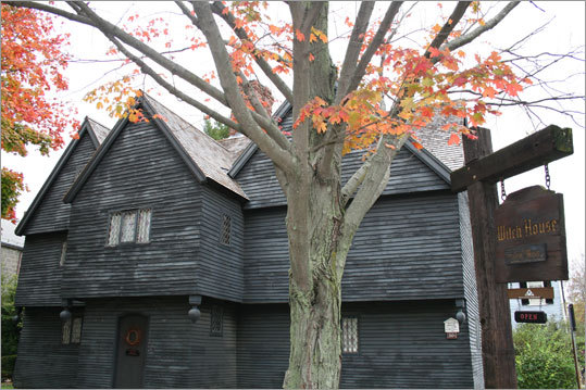 The Witch House, home of Judge Jonathan Corwin, is the only structure still standing in Salem with direct ties to the trials of 1692.