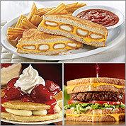 Fast food oddities