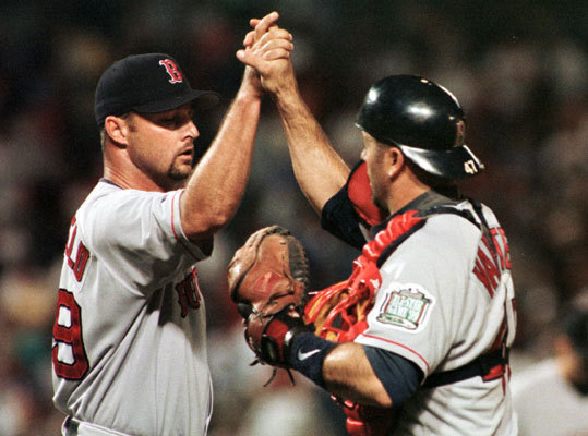 Midway through the 1999 season, Red Sox manager Jimy Williams moved Wakefield out of the rotation and into the closer position after Tom Gordon went down with an injury. Wakefield recorded 15 saves before Derek Lowe was inserted as the new closer late in the season. Wakefield has served in many relief roles in the Red Sox bullpen over the last 16 years and has 22 saves in his career.